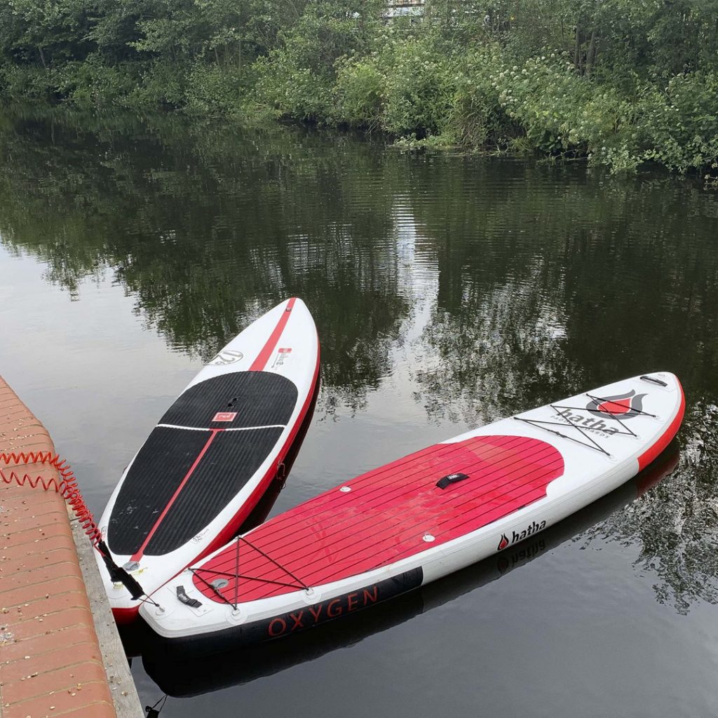 British Canoeing Discover SUP Award - 8 Hour Course