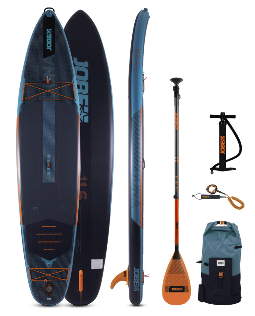 JOBE DUNA 11.6 INFLATABLE PADDLE BOARD PACKAGE 2021